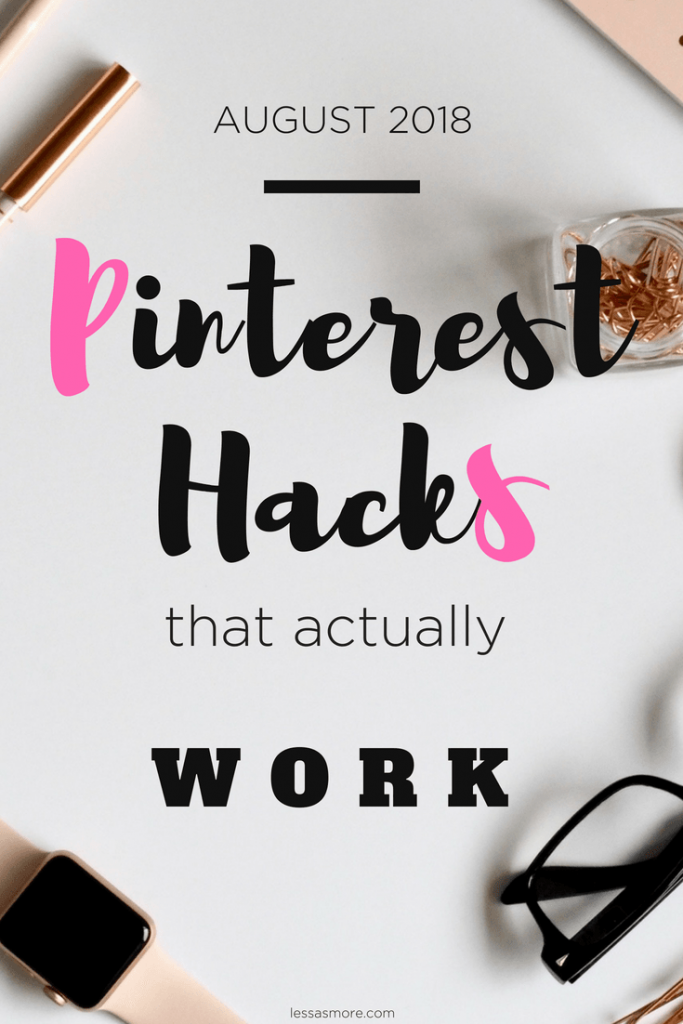 Pinterest Hacks That WIll Bring Tons of traffic to your website and blog! #pinteresttips #pintereststrategies #growyourtraffic
