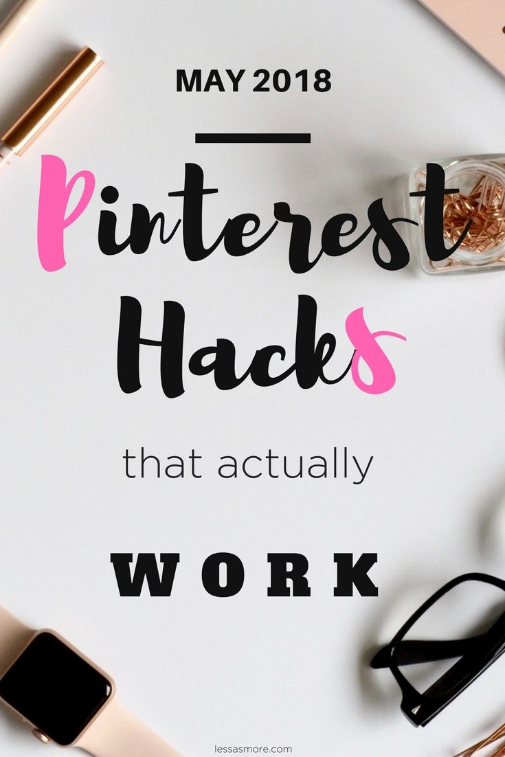 Pinterest Hacks That Actually Work